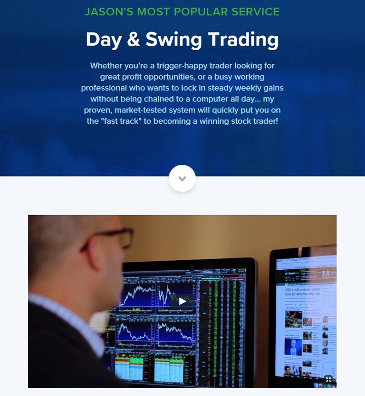 Jason Bond Picks | Day and Swing Trading