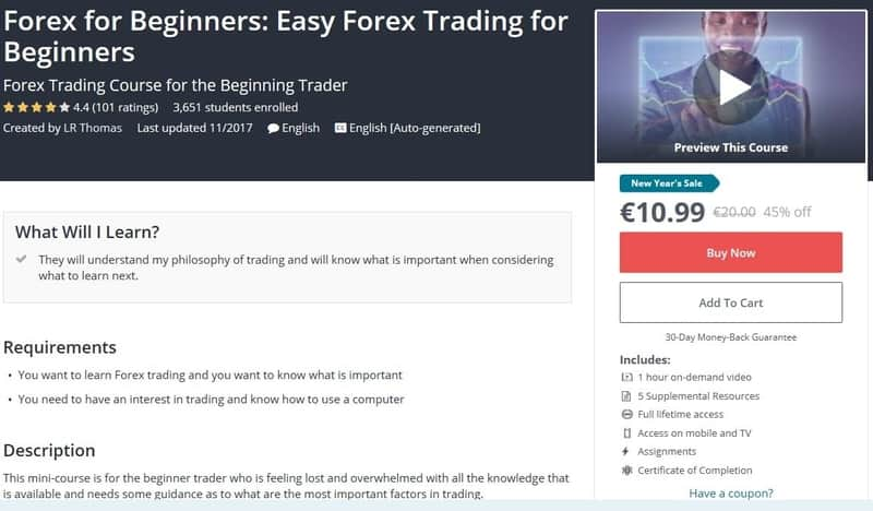 easy forex trading for beginners