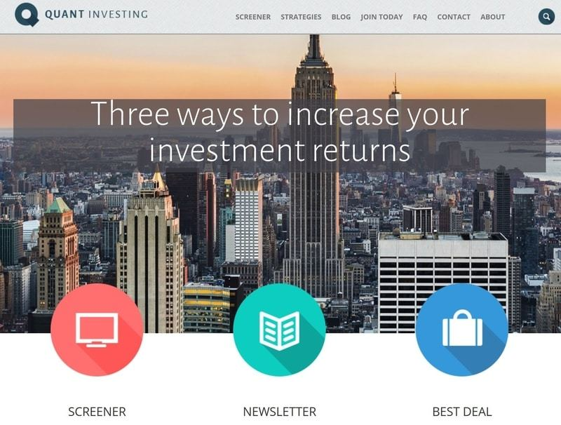 Quant-Investing com | Interview with Tim du Toit (Founder & CEO)