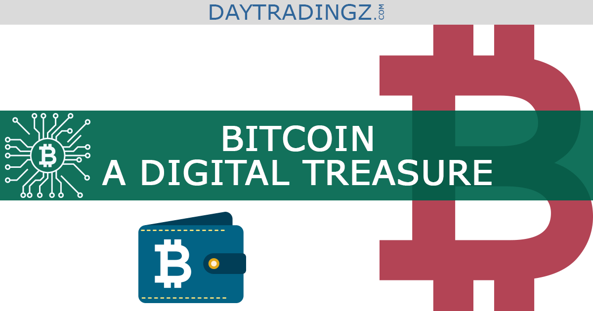BITCOIN - A DIGITAL TRASURE