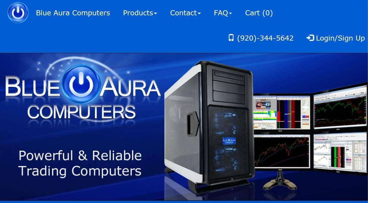 Blueauracomputers.com