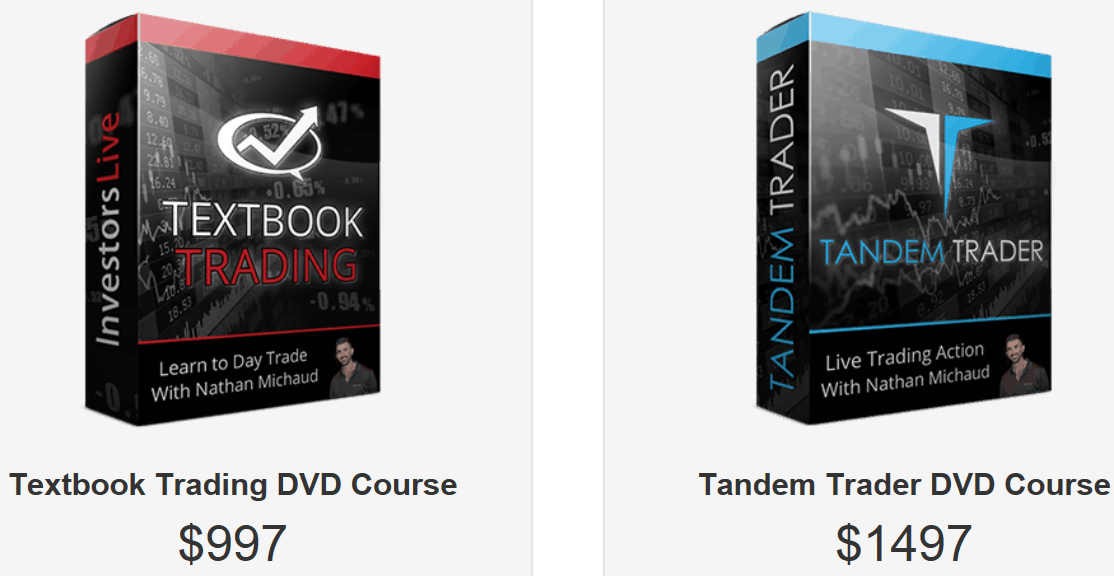 DVD trading course