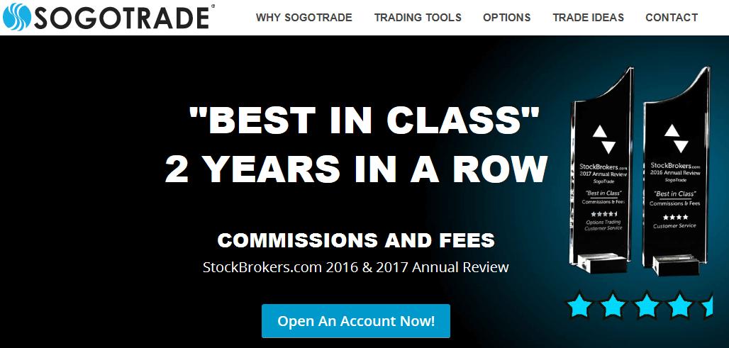 SOGOTRADE | Best in class