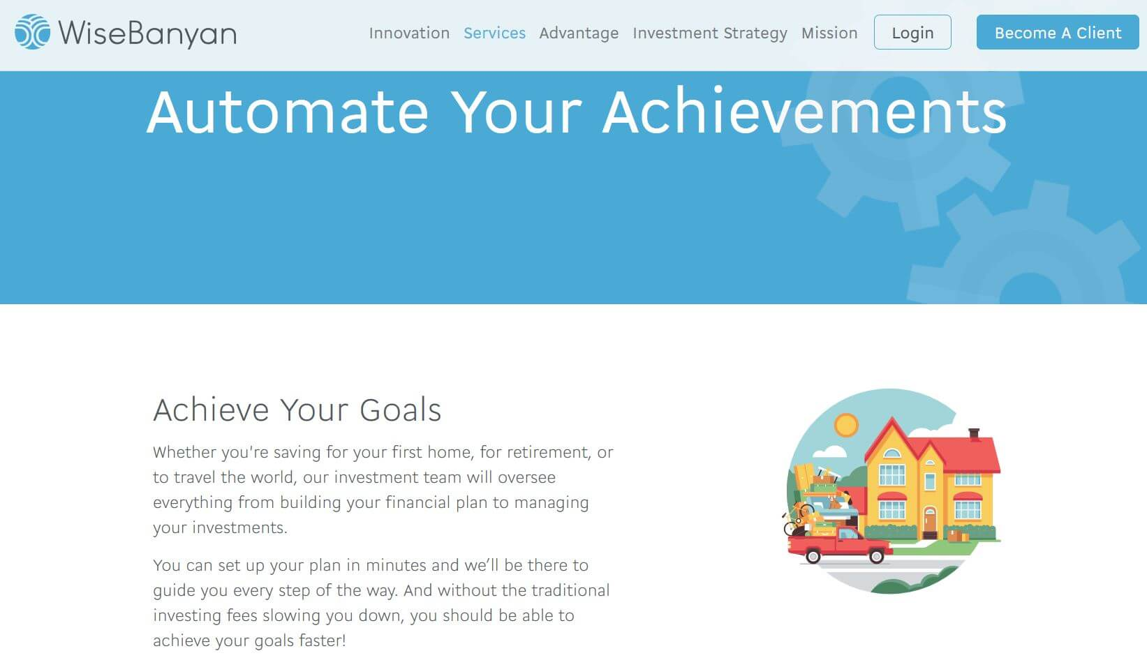 Automate Your Achievements With WiseBanyan
