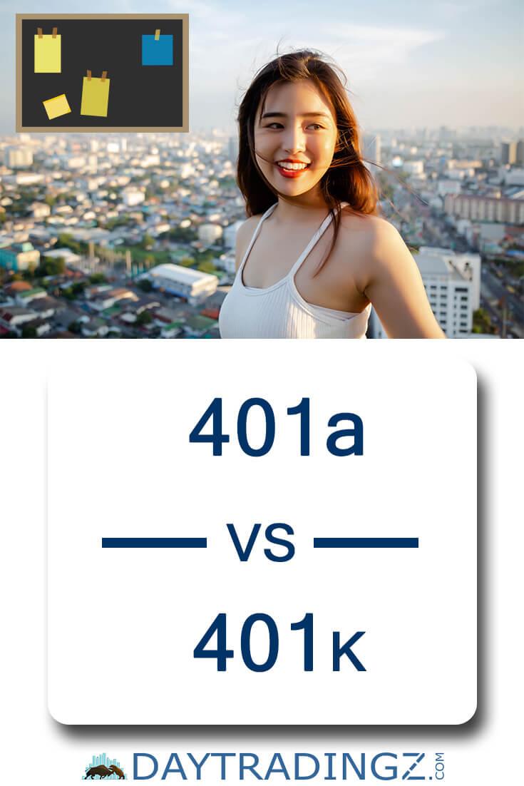 401a vs 401k