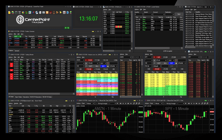 Centerpoint Securities Review | CenterPoint Trader Platform