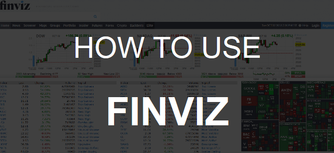 How to use Finviz