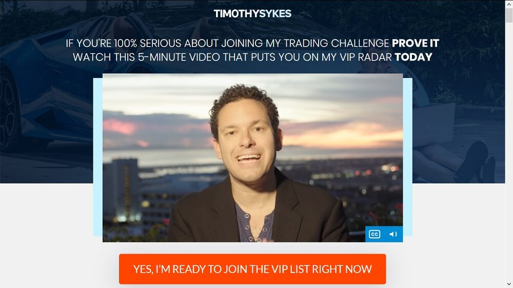 Timothy Sykes Review
