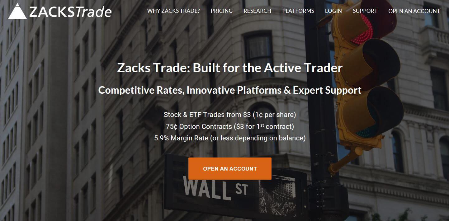 Zacks Trade Review