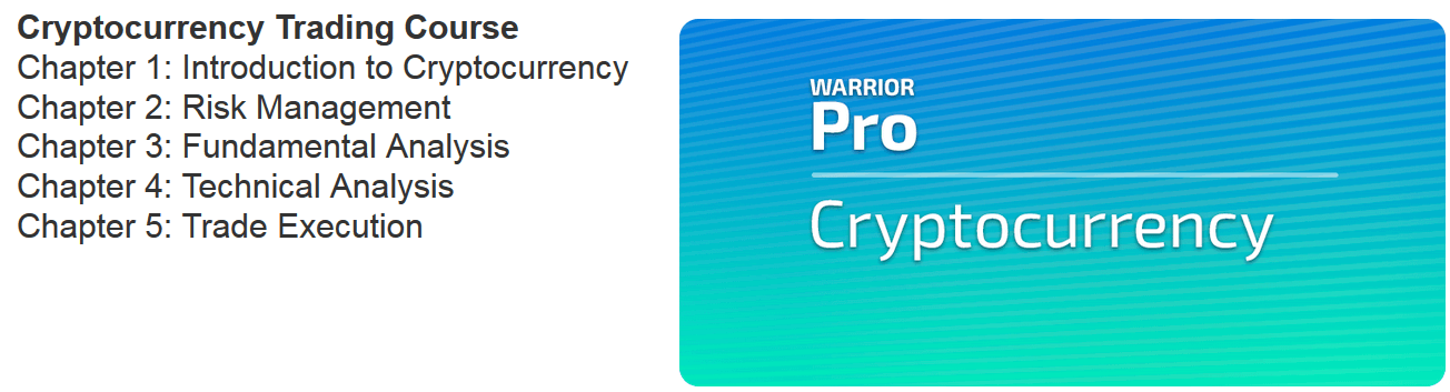 Cryptocurrency Trading with Warriortrading