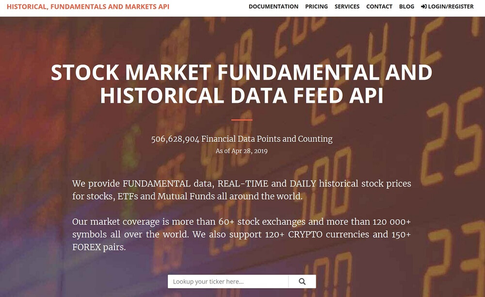 The 5 Best Yahoo Finance API Alternatives 2019