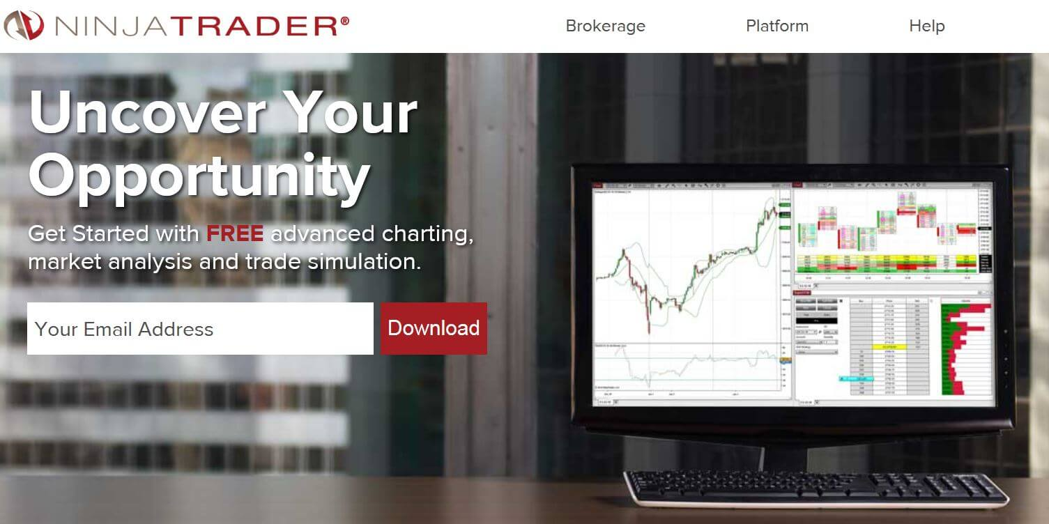 Free Stock Analysis Software - NinjaTrader