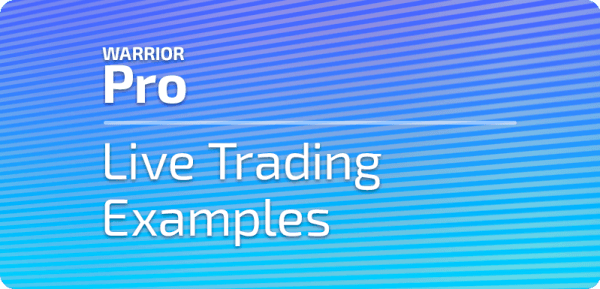 Warrior-Trading Live-Trading