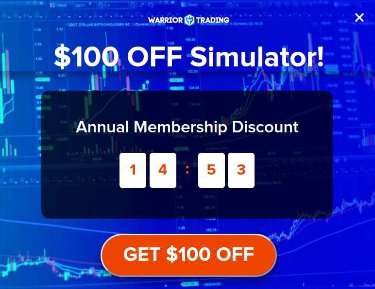 Warrior Trading Promo Code