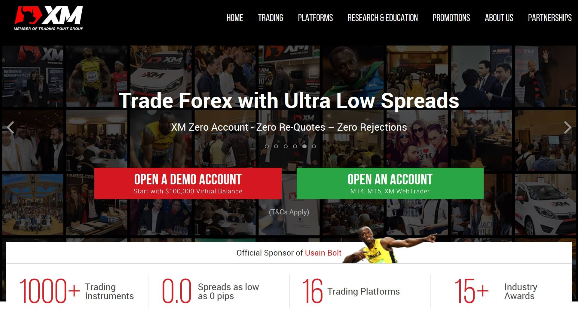 Forex broker commission