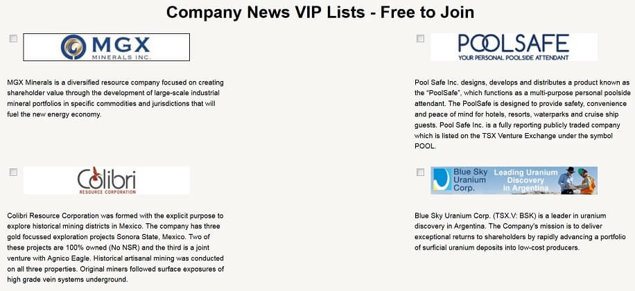 investorhub sponsors