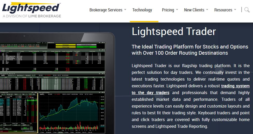 Lightspeed Trading Review