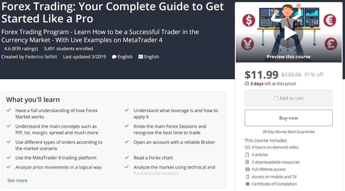 Forex Trading - Your Complete Guide - Federico Sellitti
