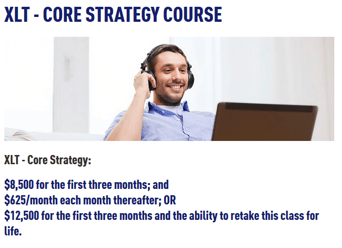 Online Trading Academy XLT Core-Strategy Course
