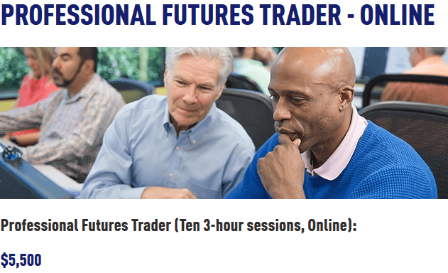 Professional Futures Trader | Online Trading Academy