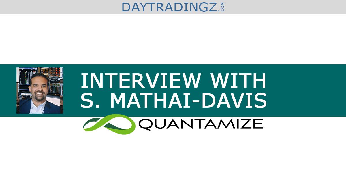 Quantamize.com | Stephen Mathai-Davis
