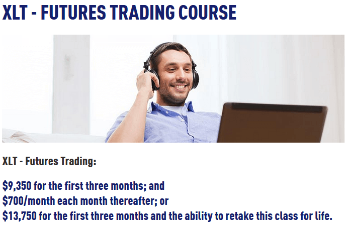 XLT Futures Trading