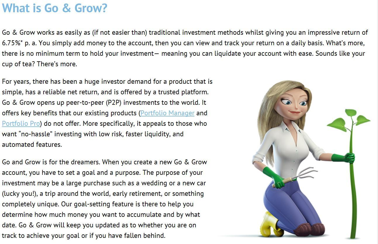 Go and Grow | Bondora