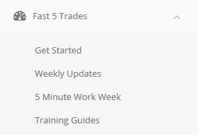 Fast Five Trades Review | Dashboard