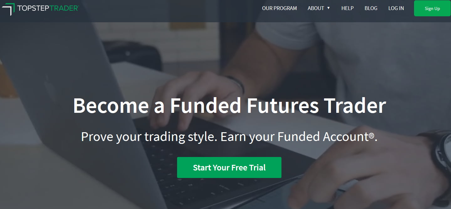 TopstepTrader | Futures Day Trading Course