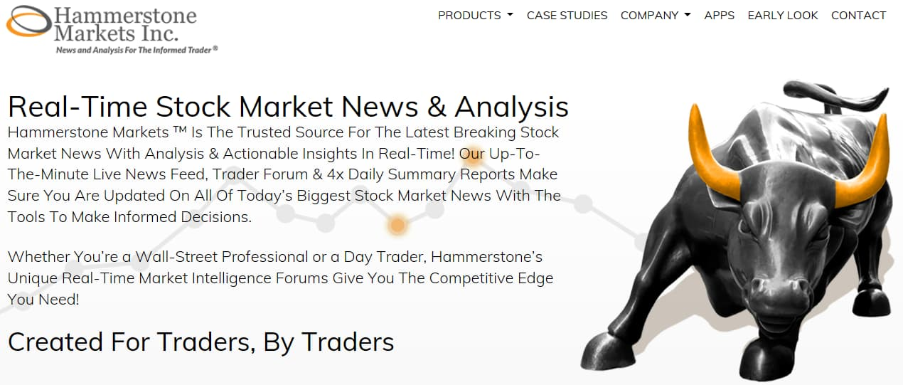 Hammerstone Markets Review