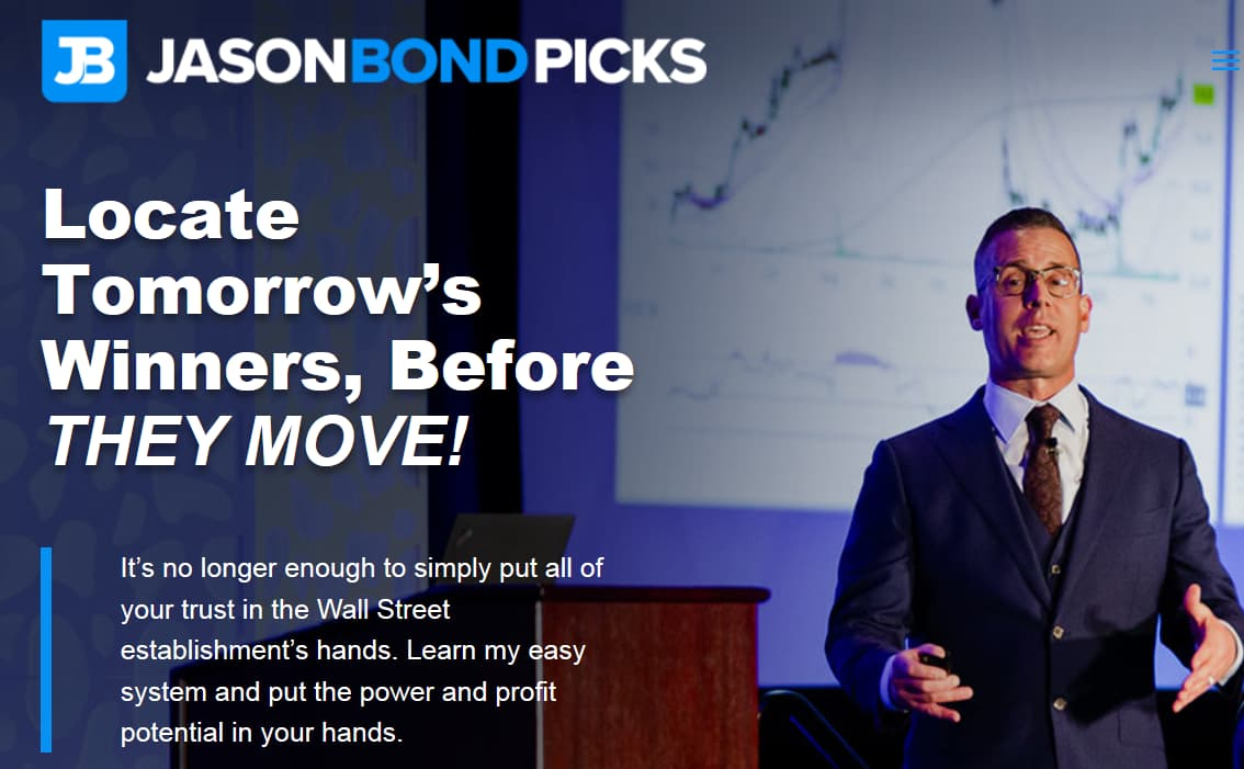 Jason Bond Picks Investing Newsletter