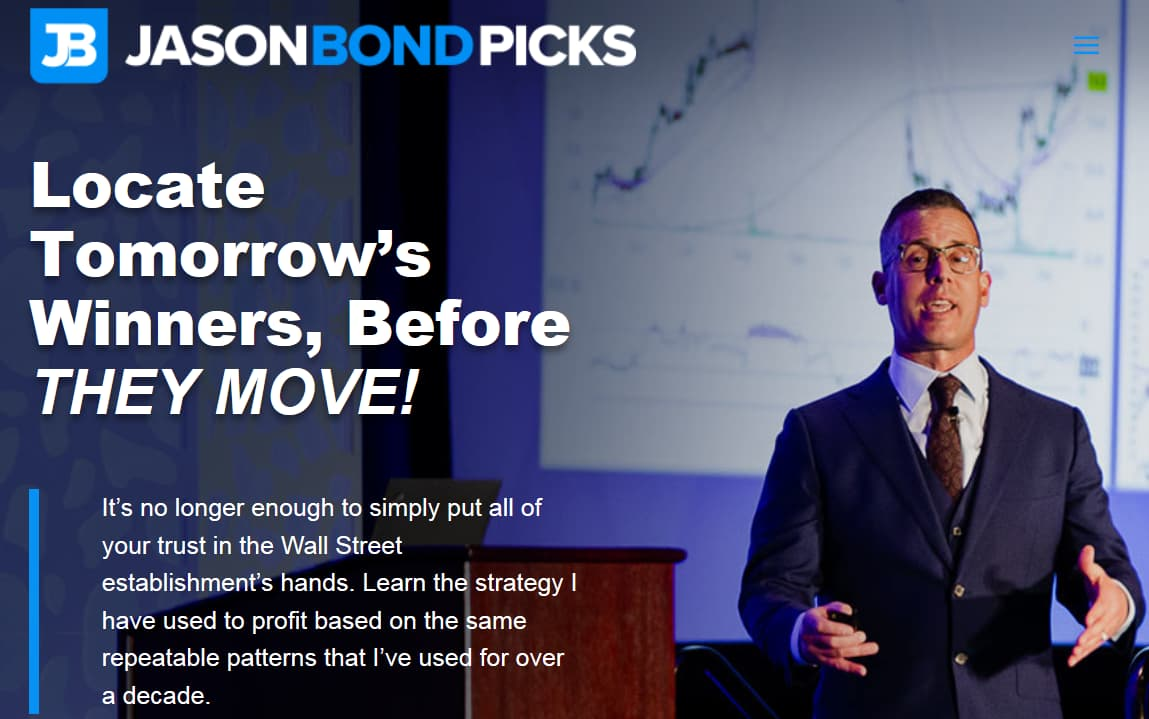 Jason Bond Picks Penny Stock Trading Course