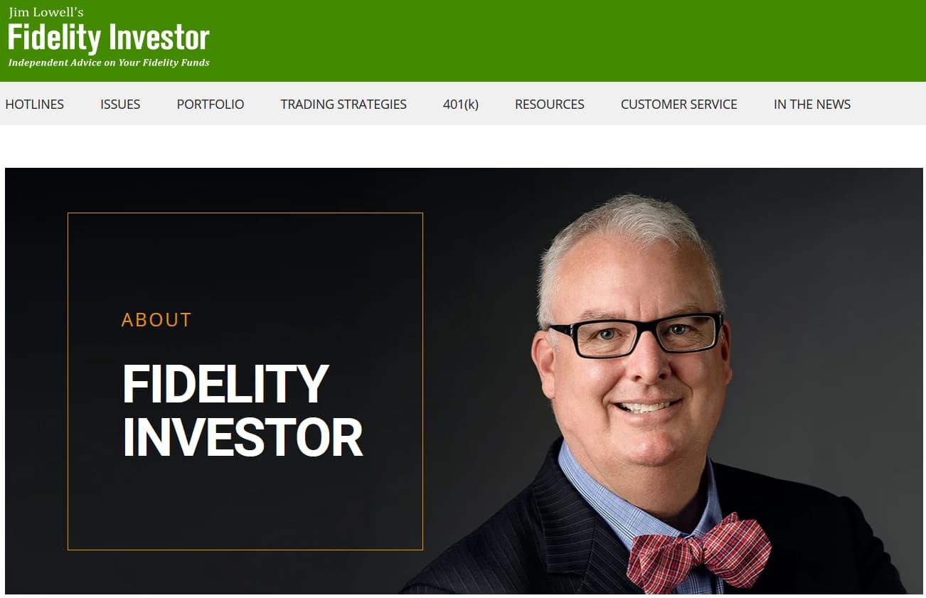 Jim Lowells Fidelity Investor