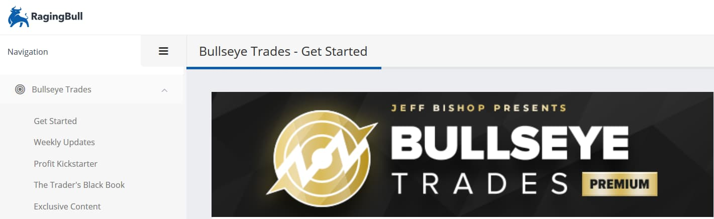 Bullseye Trades Review: Options Trading