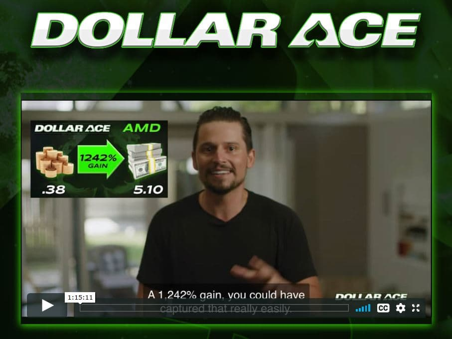 Dollar Ace options trading course
