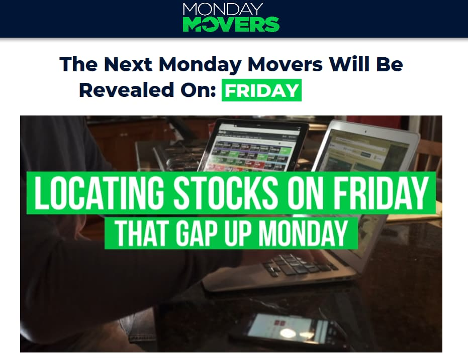 Monday Movers
