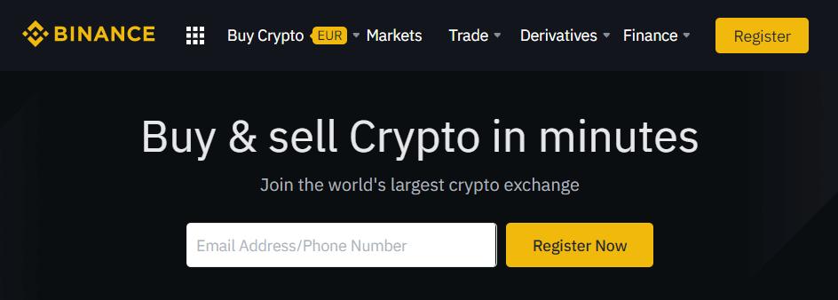 Binance Best Cryptocurrency Exchange Platform