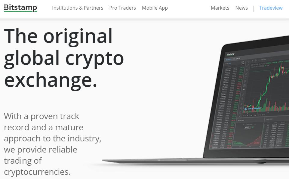 Bitstamp Global Digital Asset Exchange