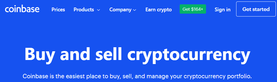Coinbase best crypto app overall