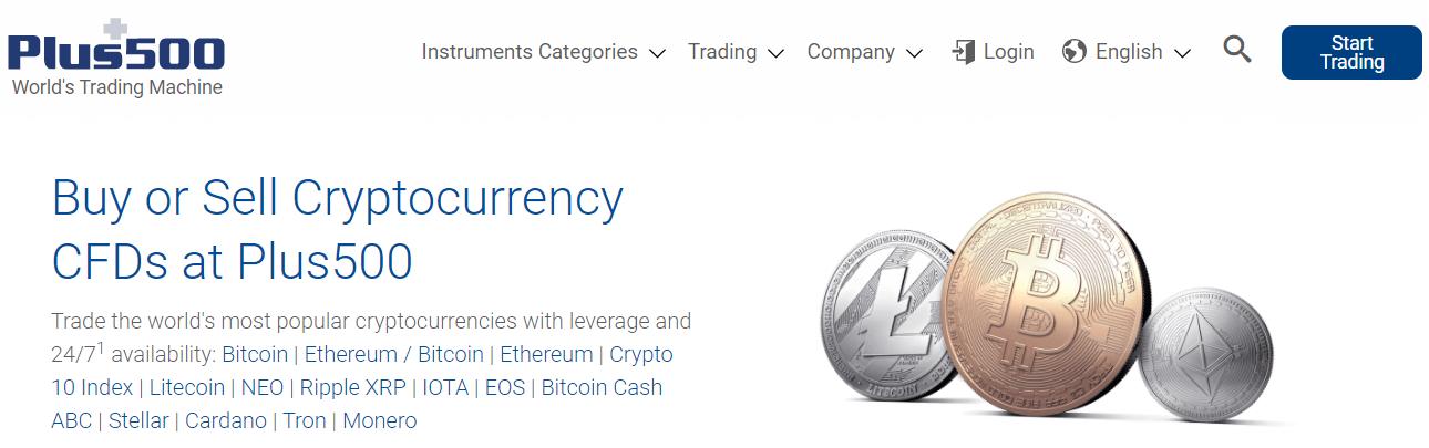 Plus 500 crypto trading platform