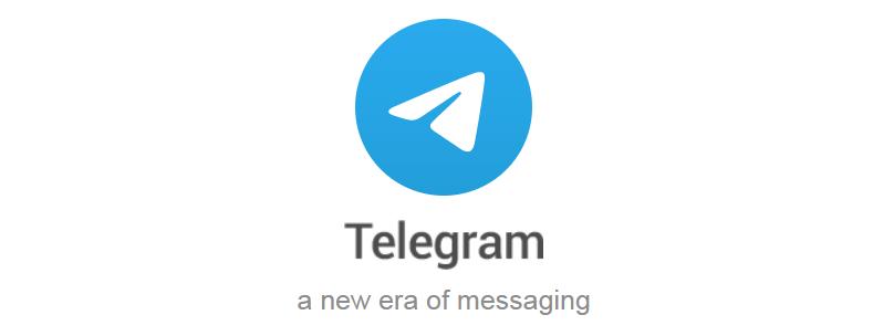 Telegram communication platform
