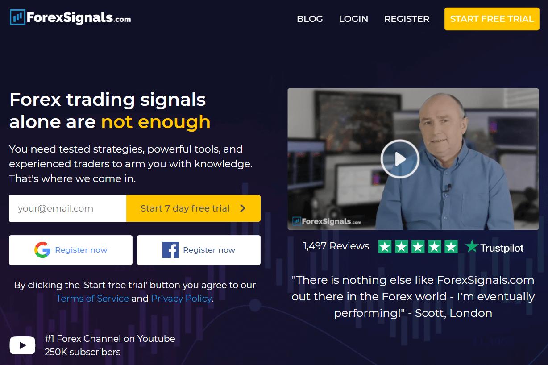 ForexSignals.com Review