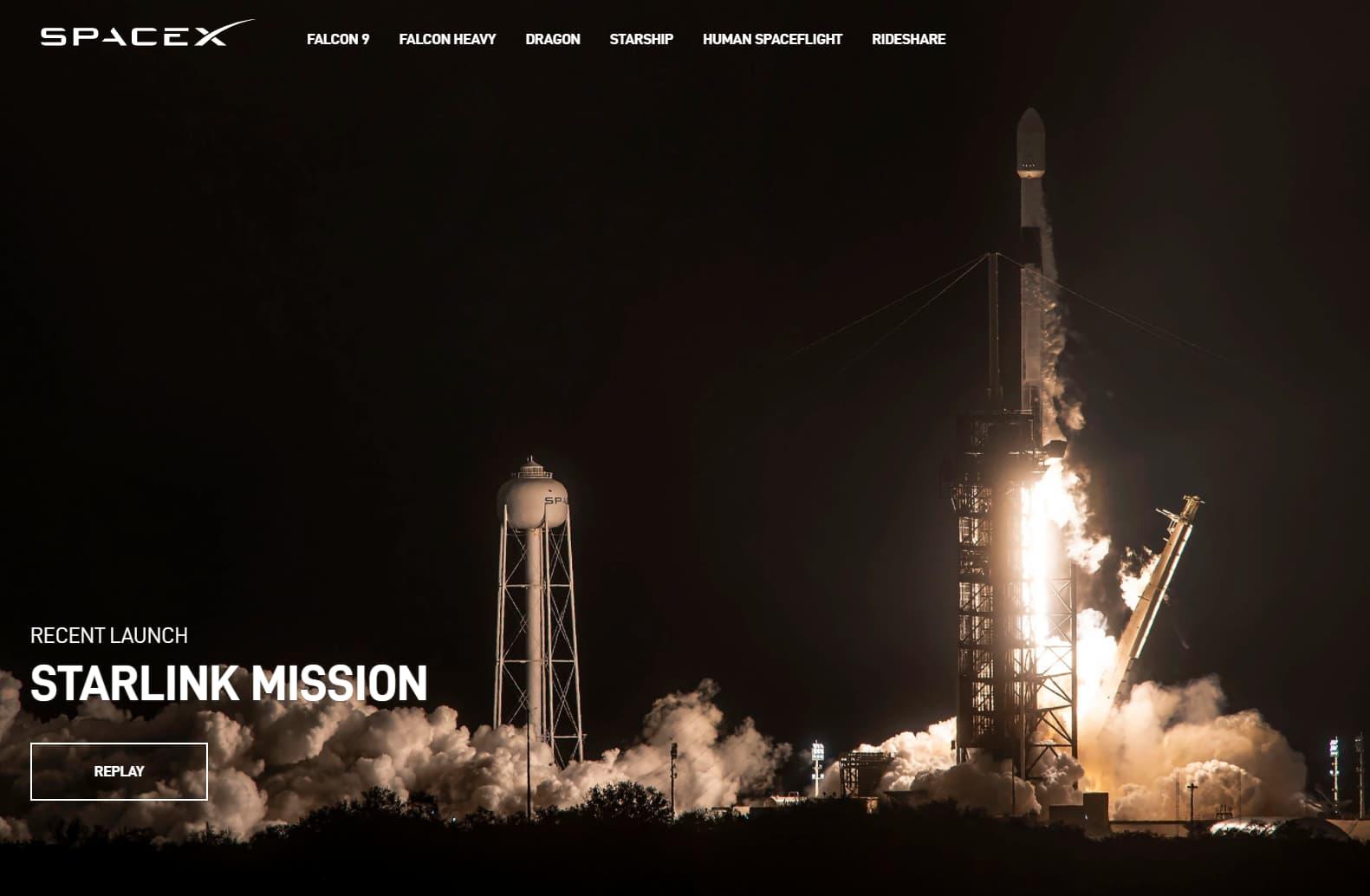 Precio de las acciones de SpaceX