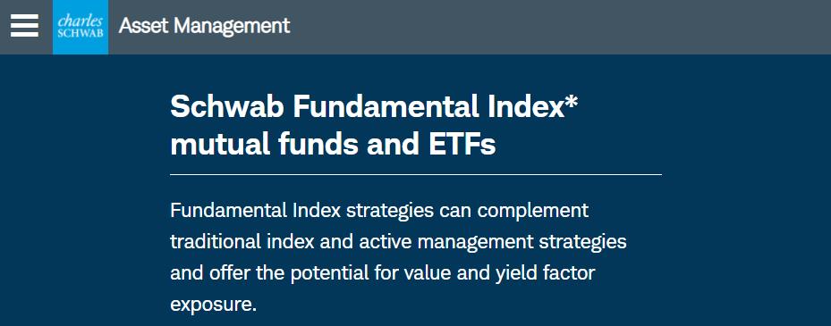 Charles Schwab Asset Management