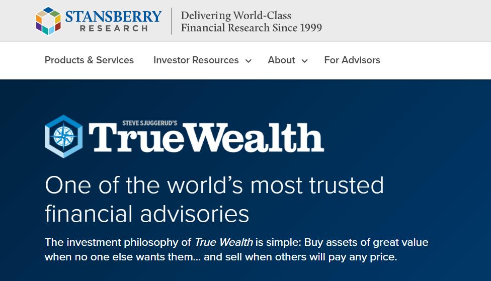 Revisión de la verdadera riqueza