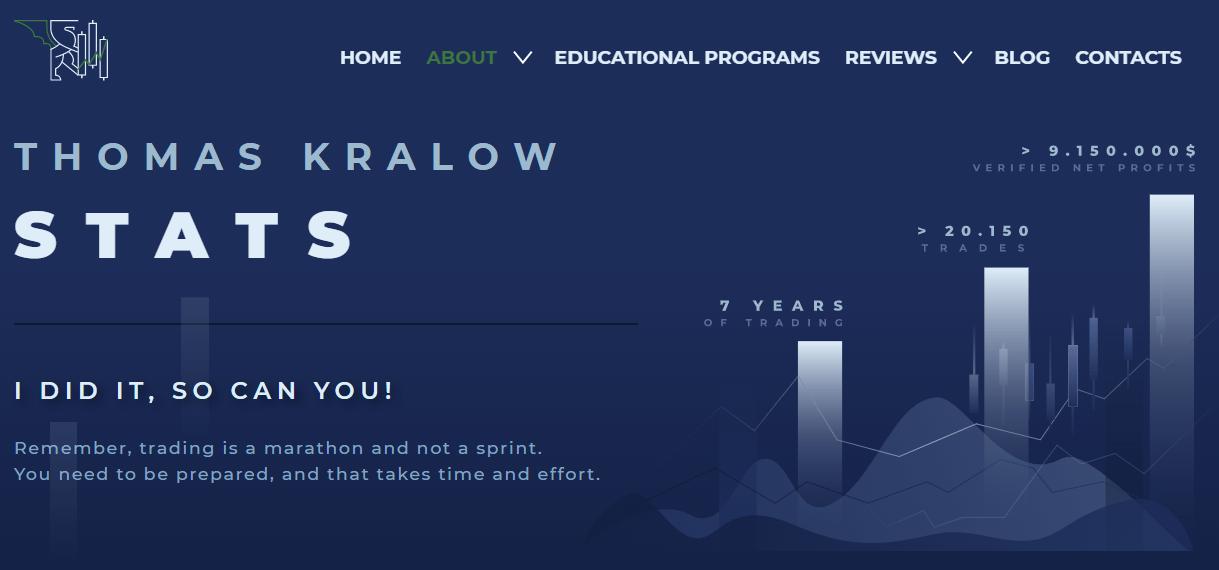thomas kralow educational programs