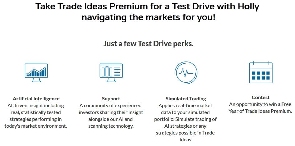 trade ideas test drive