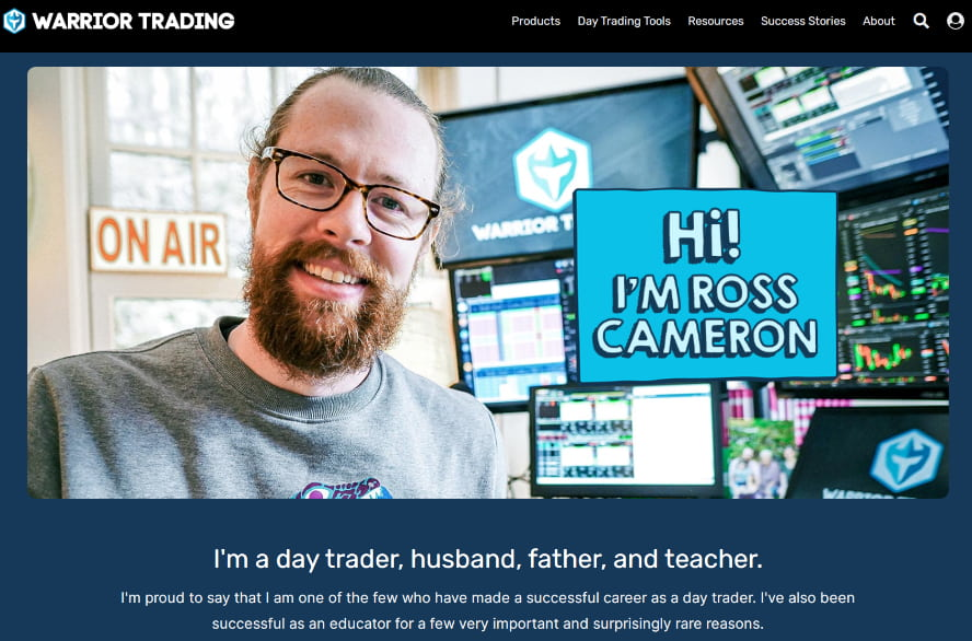 warrior trading course review