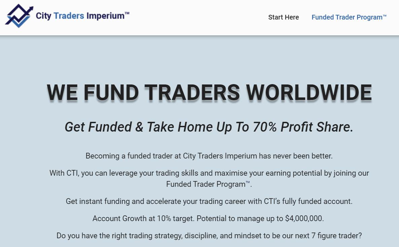 city traders imperium
