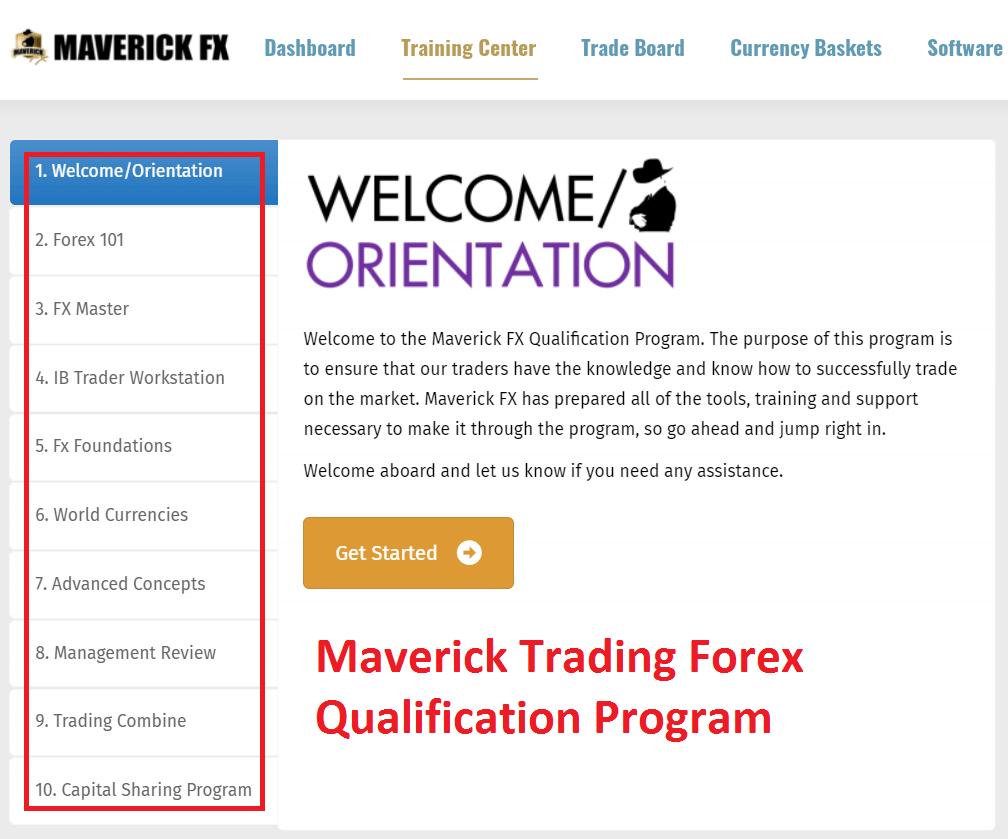 maverick trading fx review